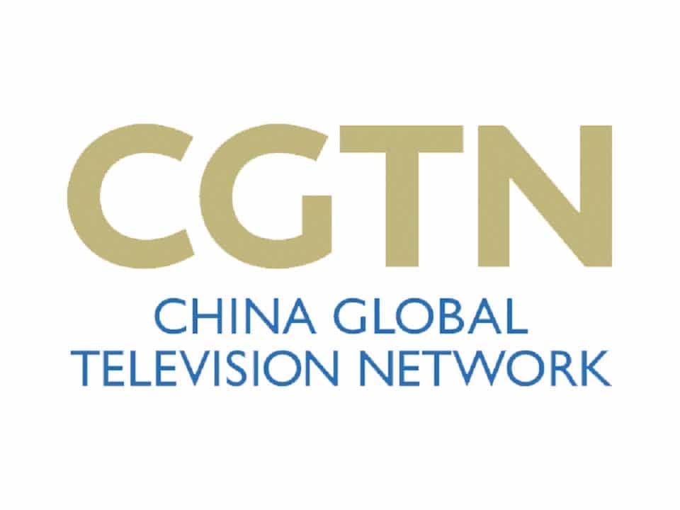 CGTN TV