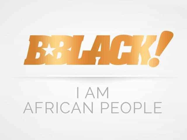 Bblack! Africa
