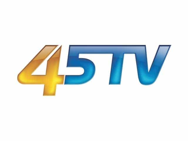 45TV, Live Streaming from Honduras
