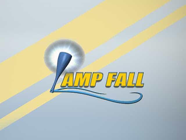 Lamp Fall TV