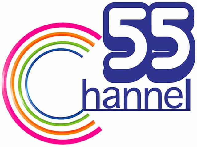 Thai 55 channel, Live Streaming from Thailand