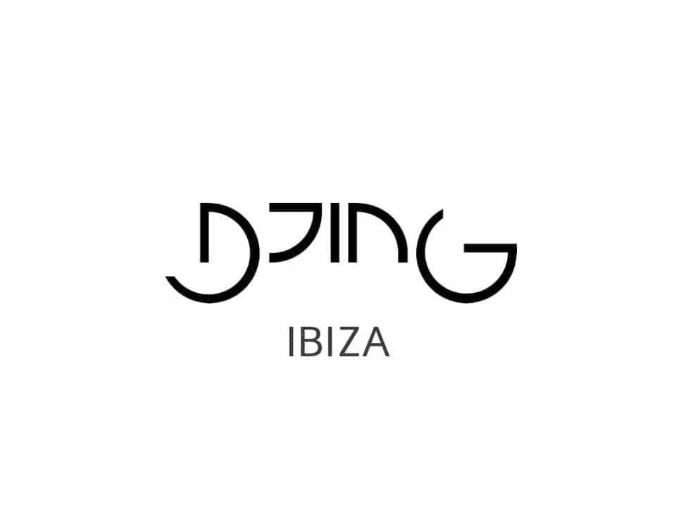 DJing Ibiza