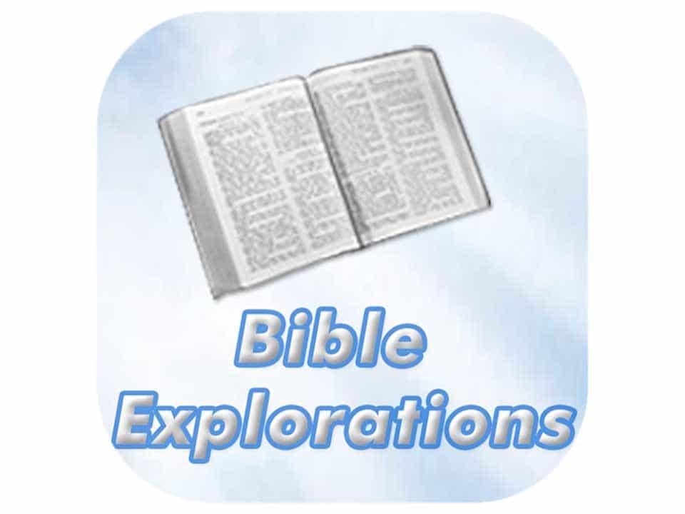 Bible Explorations TV