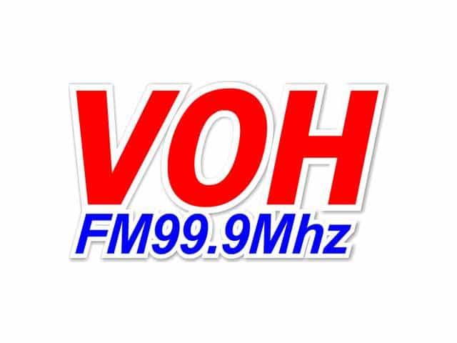 VOH FM 99.9 MHz, Live Streaming from Vietnam